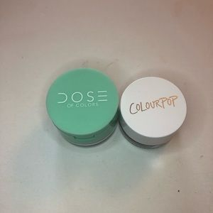Colourpop and Dose of Colors Eye Duo